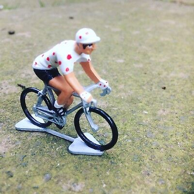 Gift For Cyclist, HandPainted,Cyclist, bike, Cycling gift , model. Figure, KOM