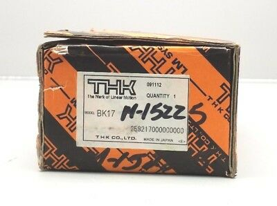 New Thk Bk17 Linear Bearing Ball Screw