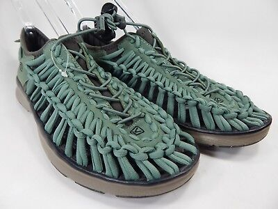 b0c10784ede7 KEEN UNEEK O2 Sport Sandals Men s Size 9 M (D) EU 42 Green  Black ...