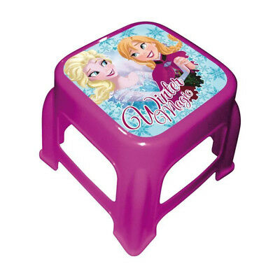LA REINE DES NEIGES Tabouret Marchepied - Fille - Polypropylene