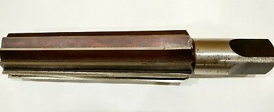 New morse taper №5 Hand reamer MT5 ( MK5 ) x1pc