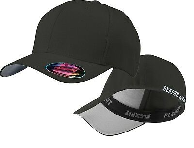 SOA Sons of Anarchy Reaper Crew Fitted Baseball Cap Hat Adult