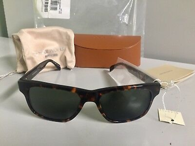 38afb558383 NEW OLIVER PEOPLES BECKET OV5267 VFX POLARIZED G15 TORTOISE 55mm SUNGLASSES   390
