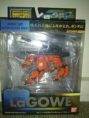 Brand New MSIA Mobile Suit In Action - Gundam Seed - TMFA-803 Lagowe