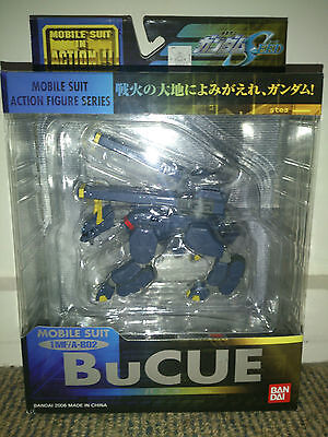 Brand New MSIA Mobile Suit In Action - Gundam Seed - TMFA-802 Bucue