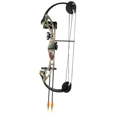 Bear Warrior 24-29lb RH Camo