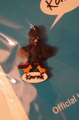 Collectable -Melbourne 2006 -Commonwealth Games -Karak - Mascot - Sld Badge-Pin