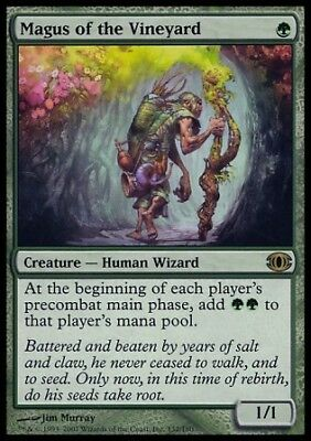 MTG 1x MAGUS OF THE VINEYARD - Future Sight *FOIL NM*