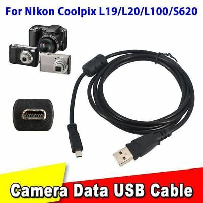 USB Data Camera Cable UC-E6 for Nikon Coolpix P50 P500 S70 D5000 S520 S230 S220