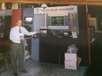 TRADE SHOW EXHIBIT BOOTH, custom K28 NIMLOK 10'x10', mauve and gray