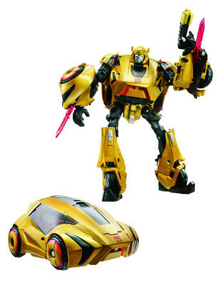 Transformers Generations Deluxe Classics Bumblebee War for Cybertron LOOSE
