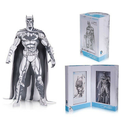 DC Comics Blueline Batman Action Figure Limited Edition Jim Lee Sketch Statue