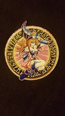 Yugioh Sticker Dark Magician Girl