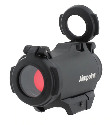 Aimpoint Aim Point Micro H-2 4Moa (Weaver Mount) - Sku: Ap-200183