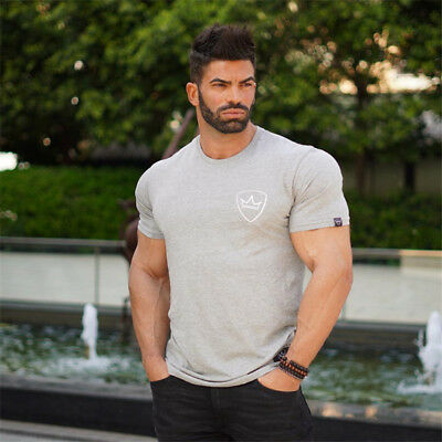 Sergi Constance Be a Legend Fitness Clothes Gym Bodybuilding T-shirt 2018 HOT