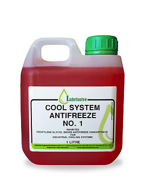 Antifreeze - Lubrisolve Cool System Antifreeze No.1 1 litre
