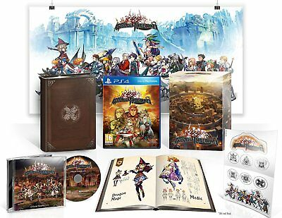 Grand Kingdom - Limited Edition | PlayStation 4 PS4 New (4)
