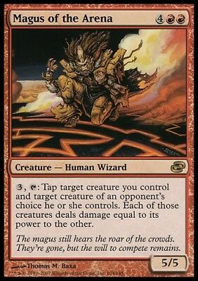 MTG 1x MAGUS OF THE ARENA - Planar Chaos *Rare FOIL SL*