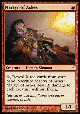 REDUCE TO ASHES Magic SOI Shadow of Innistrad 4x RIDURRE IN CENERE