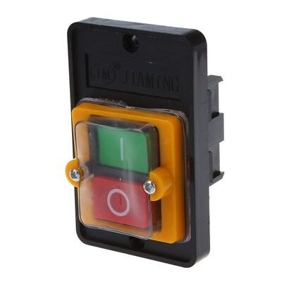 AC 220/380V ON/OFF Water Proof Push Button Switch KAO-5 A7F9