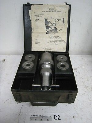 PARKER HANNIFIN B820A INSTAFLARE TOOL KIT 1/2IN TO 1-1/4IN 8, 10, 12, 16 sizes