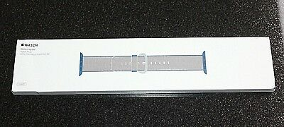 Apple Watch Band 38MM Royal Blue Woven Nylon MM9N2AM/A