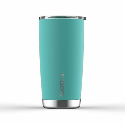 NEW  5 O'Clock Stainless Vacuum Insulated Tumbler - 590ml (20oz)
