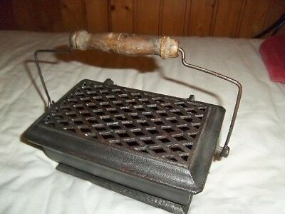 Antique Stove Cast Iron Brazier