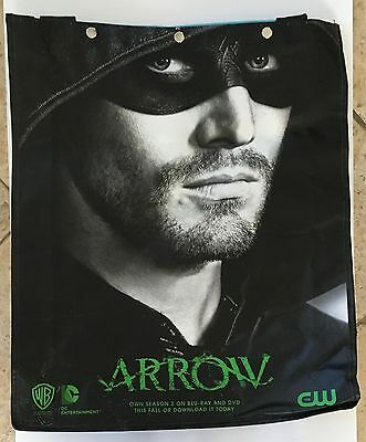 2014 Arrow (Stephen Amell) Comic-Con Shopping Bag