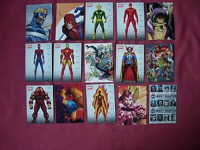 Sticker Marvel Heroes Ultimate Collection #O Preziosi Collection 2008 NEW