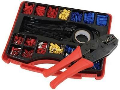 Neilsen 552pc Crimping Tool & Terminal Set CT4362