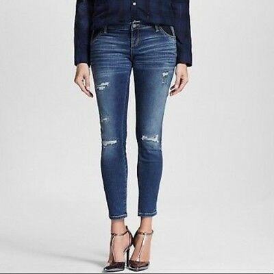 Liz Lange Womans Under Belly Maternity Jeans