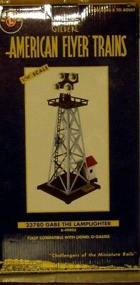 BRAND NEW  American Flyer 3/16 scale 23780 Gabe the Lamplighter 6-49805  L-749