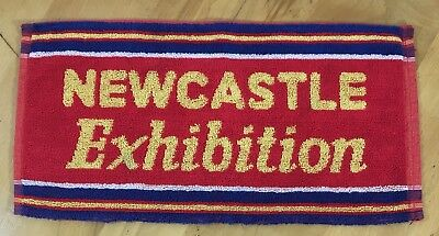 Newcastle Exhibition Beer Towel - Pub Towel - Preowned - Excellent Condition