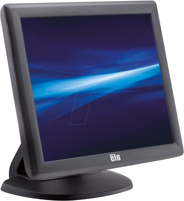 """Elo Touch 1715L 17"""" LCD Monitor with Stand **Nice Condition**"""