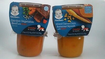 Gerber 3rd Foods with Lil' Bits