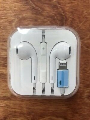 Earbuds Headphones for Apple iPhone 7,8,X  Premium Sound NEW