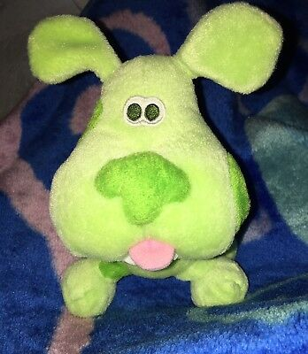 blues clues green puppy plush. Blues Clues GREEN PUPPY PLUSH 6\ Green Puppy Plush