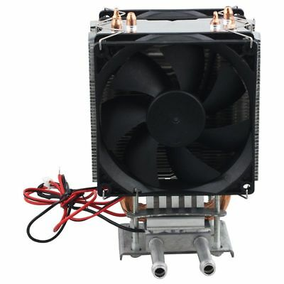 Thermoelectric Peltier Refrigeration DIY Water Cooling System Cooler Device I6O4