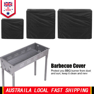 BBQ Cover Outdoor Waterproof Barbecue Cover Garden Yard Grill Protector 2 Size