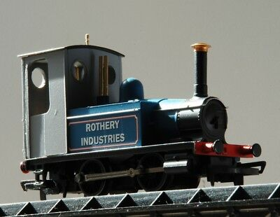 Smallbrook AURA 7mm scale conversion kit for Hornby 0-4-0 tank P3