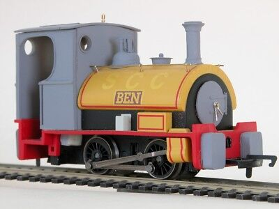 On30 7mm 'Mars' Kit to alter the Hornby Bill/Ben body Smallbrook studio - P3