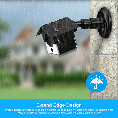 1/2Pcs Wyze Camera Wall Mount Bracket, Weather Proof 360° Protective Case Adjust