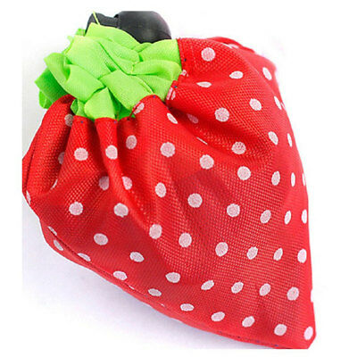 Straberry Grocery Retail Shopping Out Bag Recyclable (Random Delivery)