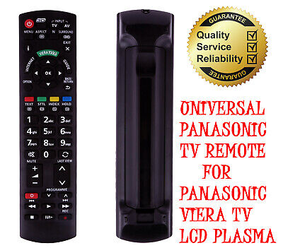Replacement Remote Control For Panasonic VIERA TV EUR7651070A EUR7651070B UK