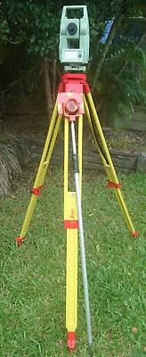 Leica TCR407 Power Reflector-less Total Station