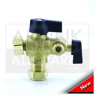 Ariston Clas He System 18 24 30 Cold Water Valve 60000896