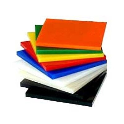 Sibe-R Plastic Supply - Assorted Colors 10 Lb Acrylic Scrap Boxes