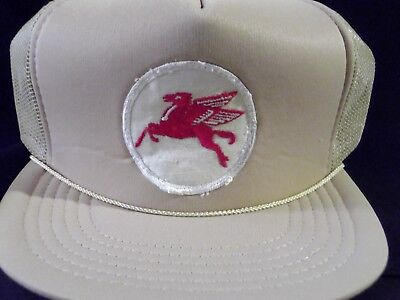 Madhatters vintage Baseball Cap with Atlantic Richfeild collectable Pegusus patc