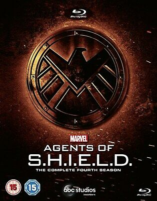 Marvel's Agents of S.H.I.E.L.D.: The Complete Fourth Season  [Blu-ray]